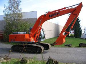 南特NT210挖掘机
