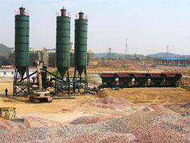 无锡雪桃SWCB200稳定土厂拌设备