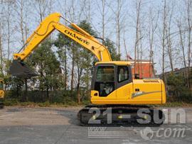 宜工CY8150挖掘机