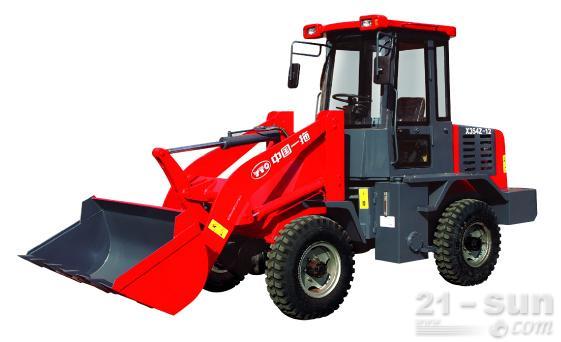 洛阳东方红x345-915轮式装载机
