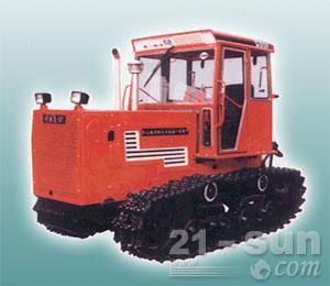 洛阳东方红1002-A履带推土机图片