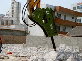 工兵国际T200-010破碎锤图片