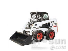 山猫S150滑移装载机图片