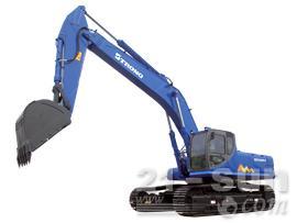 山重建机GC498LC-8挖掘机外观图1