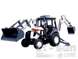 徐州凯尔WZ30-25D挖掘装载机