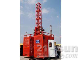 烟台海山SC200/200施工升降机