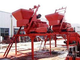 烟台海山JS1500搅拌机