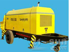 海山HBTS80.16-110E输送泵