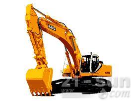 加藤HD2045III挖掘机