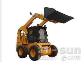 玉柴重工YCH12滑移装载机