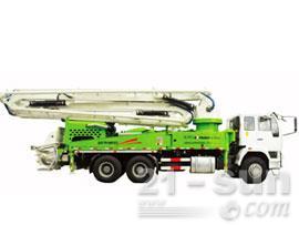 鸿得利重工HDL5260THB(37米上装动力)臂架式混凝土泵车