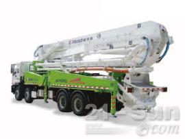 鸿得利重工HDL5330THB(43M)臂架式混凝土泵车