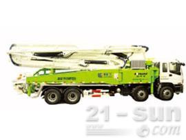 鸿得利重工HDL5381THB(48M)臂架式混凝土泵车