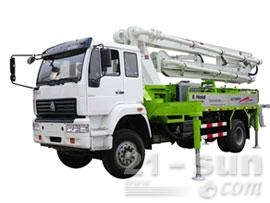 鸿得利重工HDL5160THB(24M)混凝土泵车