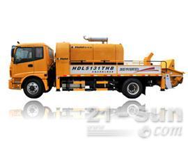 鸿得利重工HDL5131THB(HBC85-15-174S)车载泵