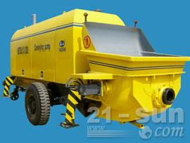 海山HBTS8018-162DS输送泵