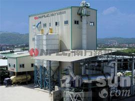 南方路机FBT600干粉砂浆生产设备