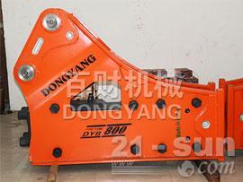 烟台百财DYB-800破碎锤图片