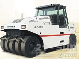 洛阳路通LTP1016H轮胎压路机