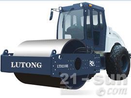 洛阳路通LTD220H单钢轮压路机