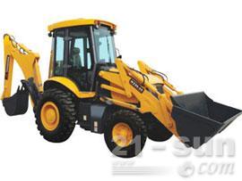 鼎盛重工WZ30-25挖掘装载机