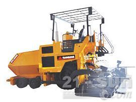 鼎盛重工WTL6000B轮式摊铺机图片