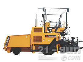 鼎盛重工WTL6000A轮式摊铺机