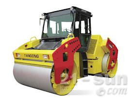 鼎盛重工LDD210H双钢轮压路机
