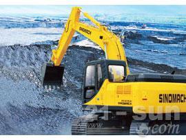 鼎盛重工ZG3235-9挖掘机