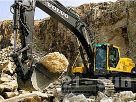 沃尔沃EC360B Prime挖掘机