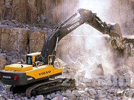 沃尔沃EC460B Prime挖掘机