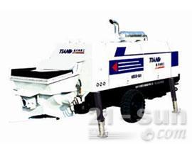 鑫天地HBTS80-16ER(柴油机)拖泵图片