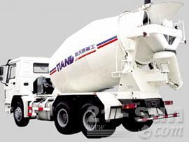 鑫天地ZZ5257GJBN3847C混凝土搅拌运输车图片