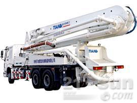鑫天地XZQ5260THB-37泵车