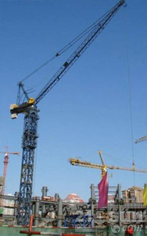 中国最大的塔吊是什么品牌简介
