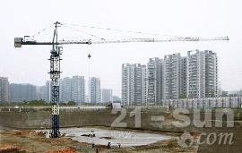 锦城建机JC80塔式起重机图片