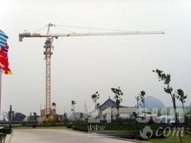 四川建机SCM-C6015塔式起重机