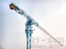 海威斯帝尔PT6015塔式起重机