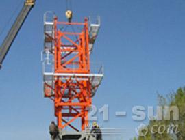 四川强力QLP125-A塔式起重机图片