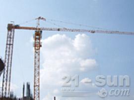 四川强力Q5023(FO23B)塔式起重机图片