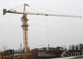 四川强力C5013-A塔式起重机图片