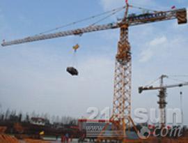 四川强力Q900/Q1000塔式起重机图片