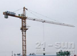 四川强力C4510塔式起重机图片