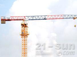 重庆升力SLP80/5-5510塔式起重机图片