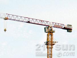 重庆升力SLP80/5-5012塔式起重机图片