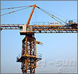 锦城建机JC6018塔式起重机图片