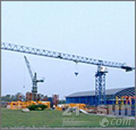 锦城建机JCP5020A/5515A塔式起重机图片