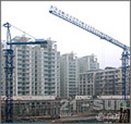 锦城建机JCP5013塔式起重机图片