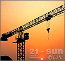 锦城建机JCP5020B/5515B塔式起重机图片