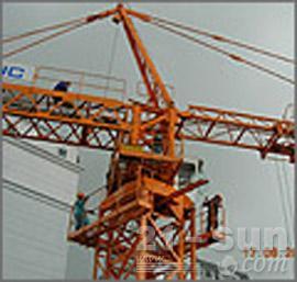 锦城建机JC5015塔式起重机图片